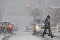 ANM a emis o avertizare de ninsori si vant puternic in Dobrogea si Muntenia incepand de duminica dimineata