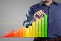 INS anunta o crestere economica record. In semestrul I 2017, comparativ cu intervalul similar din 2016, PIB-ul a crescut cu 5,7%