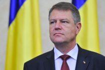 Klaus Iohannis, investit presedinte al Romaniei la 25 de ani de la Revolutie