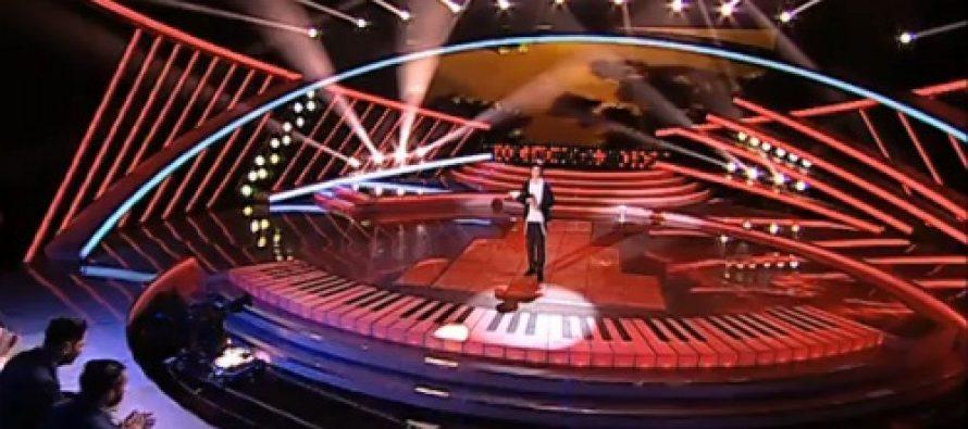 RARES MARIS, castigatorul NEXT STAR din 11 decembrie 2014, finala de popularitate