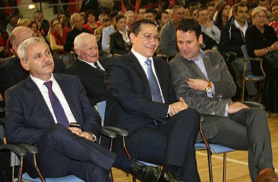 Un vicepresedinte PSD vrea Guvern de uniune nationala