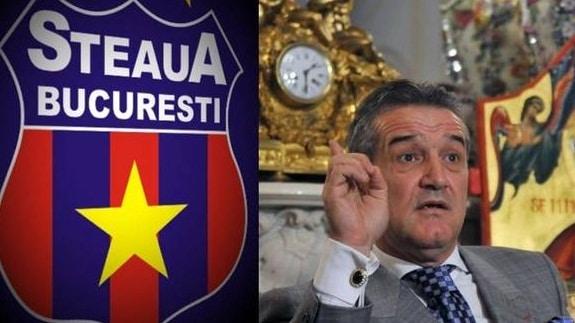 Marca STEAUA BUCURESTI nu mai este a lui Gigi Becali
