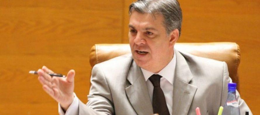 Votul prin corespondenta, prezentat astazi de presedintele Camerei Deputatilor