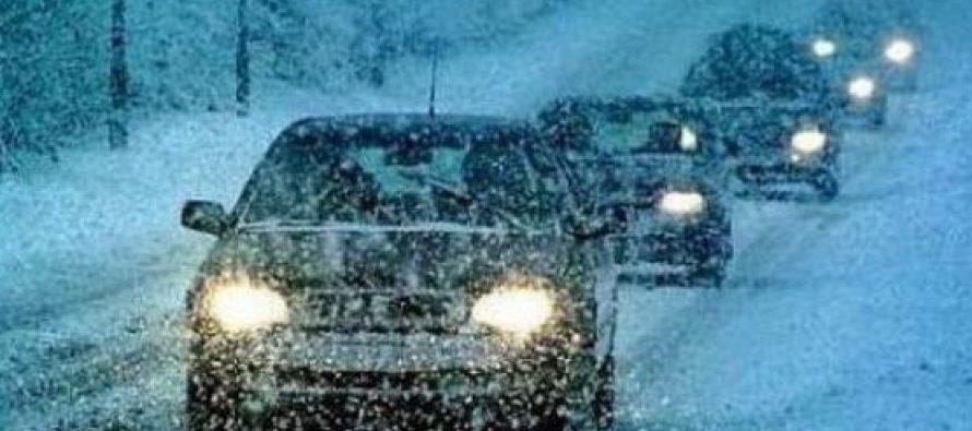 Infotrafic – 11 februarie 2018. Situatia drumurilor din judetele Constanta, Tulcea, Buzau, Braila, Ialomita si Calarasi