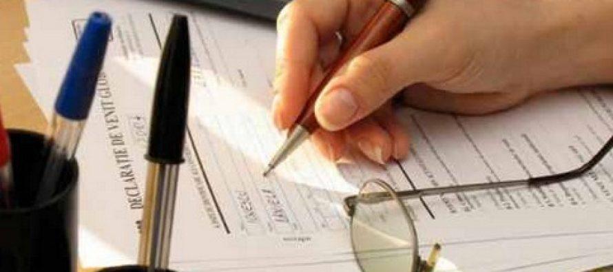 Declaratia 600 privind venitul asigurat la sistemul public de pensii se depune pana luni de persoanele cu venituri din activitati independente