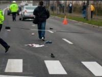 Studenta la Medicina, moarta intr-un accident de tir in fata INML Bucuresti
