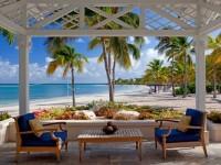 Jumby Bay, insula privata din Antigua cu plaje de vis si peisaje luxuriante tropicale
