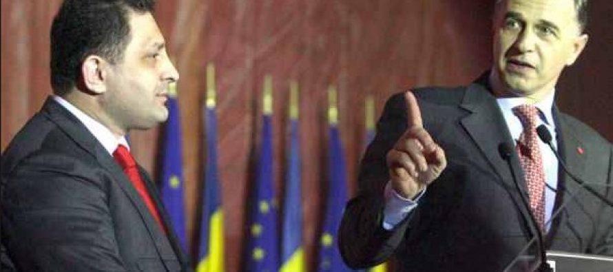 Partidul lui Mircea Geoana si Marian Vanghelie se pune pe picioare