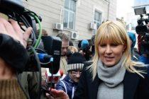 Elena Udrea, eliberata din inchisoare si plasata in arest la domiciliu