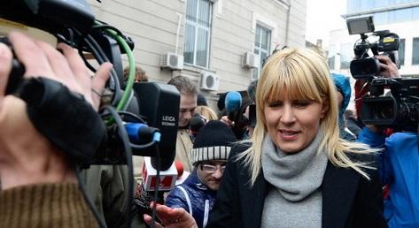 Elena Udrea rămâne în arest preventiv,