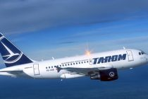 TAROM ofera bilete de avion dus-intors la pretul de 99 euro, cu toate taxele incluse