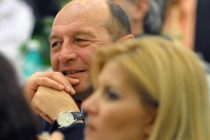 Traian Basescu si Elena Udrea, intalnire in apartamentul din padurea Baneasa