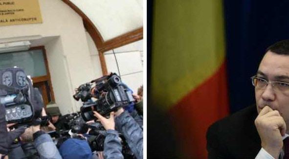 Alexandra Hertanu, sora premierului, audiata la DNA. Mama lui Victor Ponta este si ea asteptata