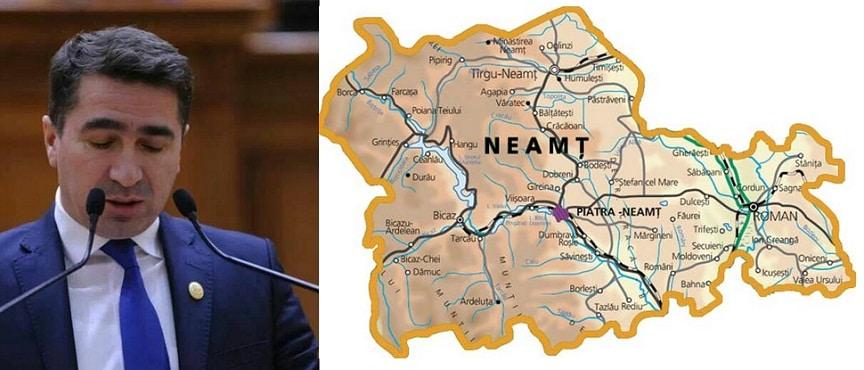 Judetul Neamt va avea autostrada si drumuri expres, se arata in Master Planul de Transport