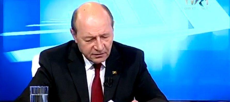 Basescu a luat decizia privind candidatura sa la Primaria Capitalei