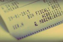 MARTISOR DE LA ANAF! Sigiliu temporar pentru comerciantii care nu elibereaza bon fiscal. FOTO in articol
