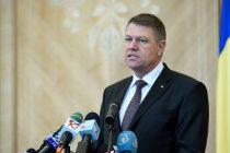 Iohannis, la investirea in functie a noului judecator al CCR: Va incurajez sa dovediti ca stiti sa faceti fata unor situatii dificile