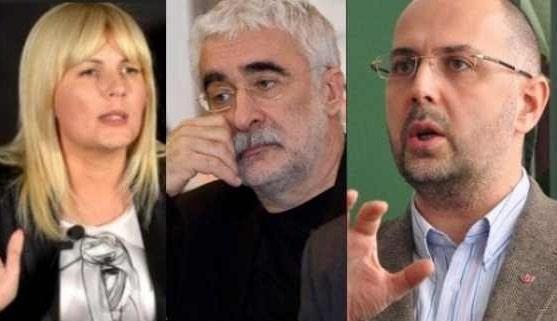 Elena Udrea, Adrian Sarbu si Kelemen Hunor au incalcat independenta justiiei