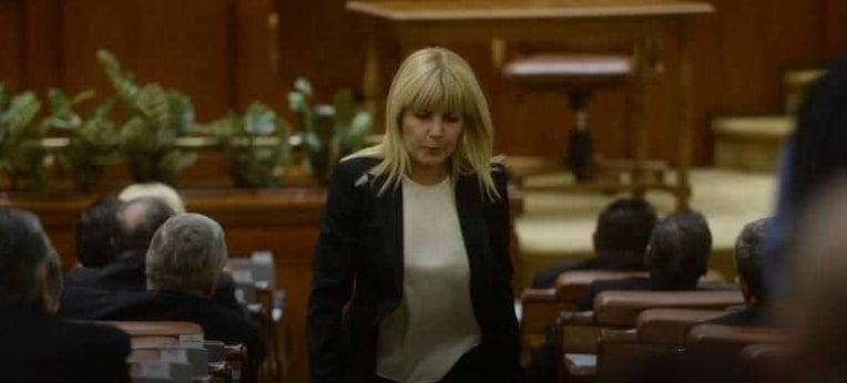 Elena Udrea, din arest la DNA in dosarul GALA BUTE. Se cere arestarea ei pentru trei infractiuni de luare de mita