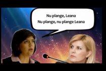 NU PLANGE, LEANA! VIDEO PAMFLET. Elena Udrea, inspiratie pentru internauti dupa razboiul cu DNA si SRI