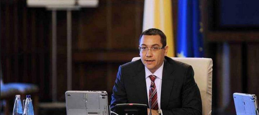 Ponta nu demisioneaza de la Guvern: PNL sa ajunga la guvernare prin vot, nu prin alte metode