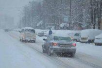 INFOTRAFIC. Situatia traficului de pe drumurile din tara de duminica, 24 ianuarie