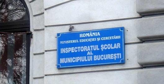 Concurs la inspectoratele scolare. Dosarele de inscriere pentru functia de inspector scolar general, depuse intre 18 si 23 februarie