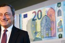 Noua bancnota de 20 de EURO din seria Europa va fi pusa in circulatie din 15 noiembrie 2015