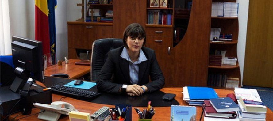 LAURA CODRUTA KOVESI – Cine este cea mai puternica femeie din Romania