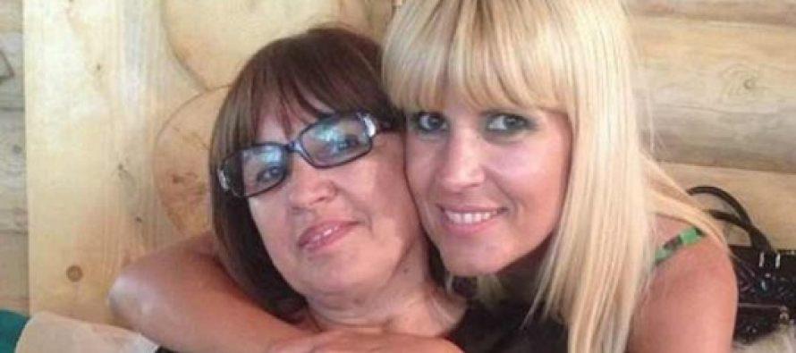 Mama Elenei Udrei si-a vizitat fiica in arest. VIDEO
