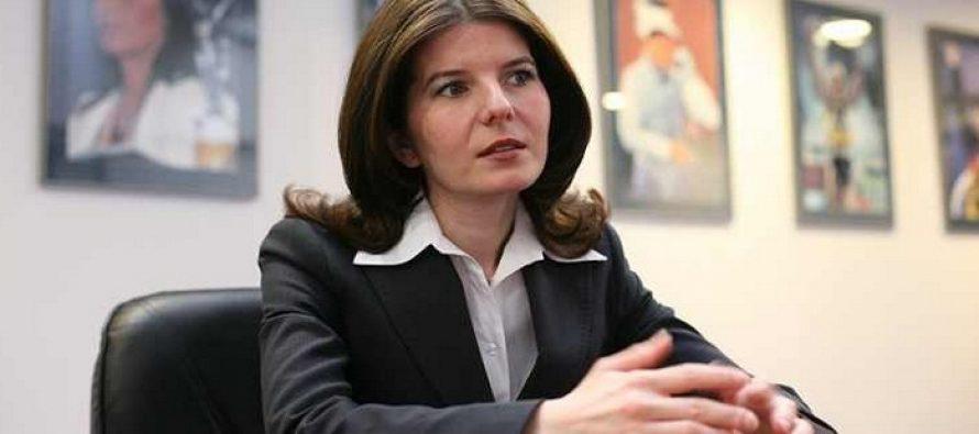 Monica Iacob Ridzi ramane in arest, presedintele Iohannis a refuzat gratierea