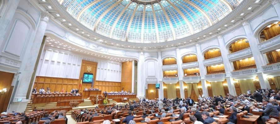 NOILE LEGI ELECTORALE: Numar fix de parlamentari, pragul electoral se mentine la 5%