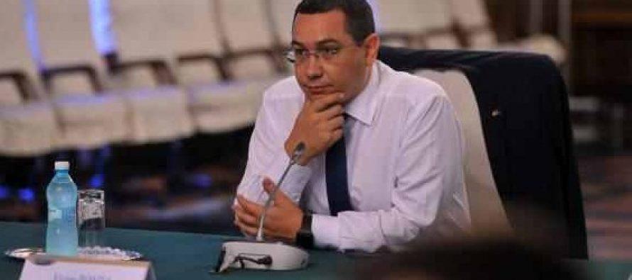 Premierul Victor Ponta, dat in judecata de PNL. Motivul: A refuzat sa organizeze alegeri partiale