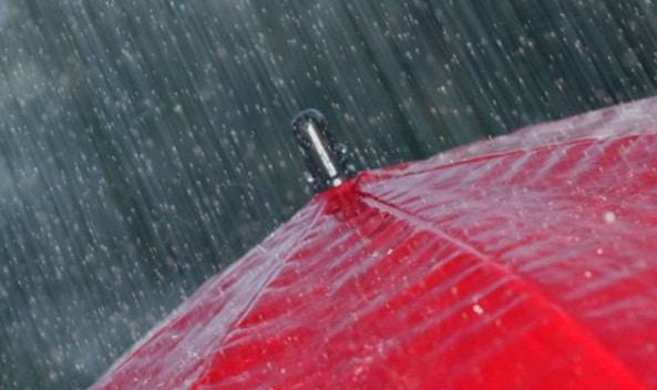 ANM a emis o avertizare Cod Portocaliu de ploi abundente in mai multe judete din centrul tarii