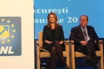 Programul de guvernare al PNL, lansat sambata de Alina Gorghiu si Vasile Blaga. Ce prevede documentul