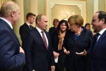 REUNIUNEA DE LA MINSK: Porosenko si Putin au ajuns la un acord partial
