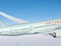 Un avion al companiei Air Canada a avut o aterizare dificila si a iesit de pe pista
