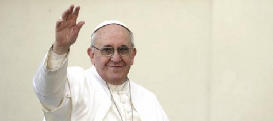Papa Francisc va adresa un mesaj credinciosilor la Catedrala Mantuirii Neamului pe 31 mai, in prima zi a vizitei in Romania