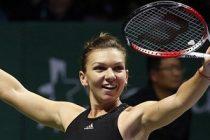 Simona Halep, nominalizata de WTA la titlul de jucatoarea lunii martie