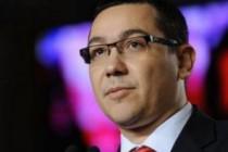 Demisia lui Victor Ponta, doar in anumite conditii