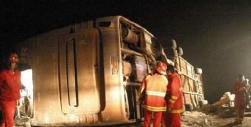 Accident grav in Peru, soldat cu cel putin 34 de morti si 70 de raniti