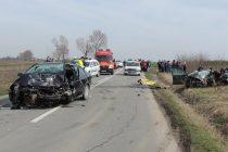 Radu Onofrei, presedinte PSD Macesu de Sus, si sotia acestui au murit intr-un accident auto