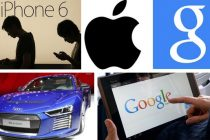 Apple si Google vor sa intre pe piata auto. Intre timp, iPhone 6 si 6 Plus inregistreaza vanzari fabuloase