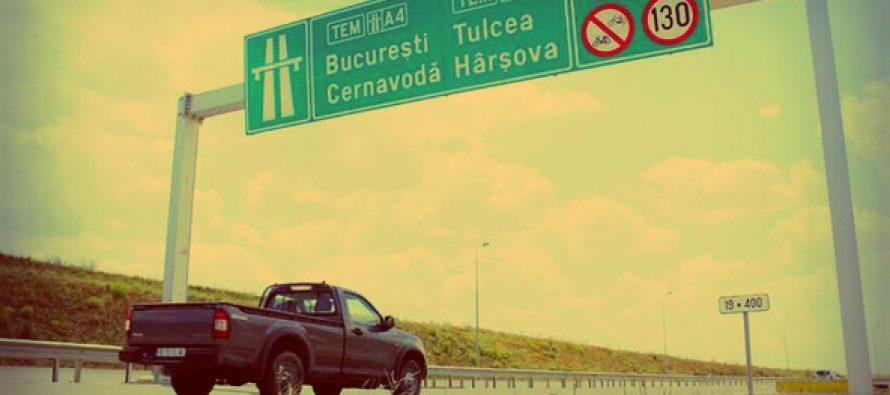 Politia Rutiera: Cea mai mare viteza inregistrata in ultima saptamana a fost de 229 km/h pe autostrada A2