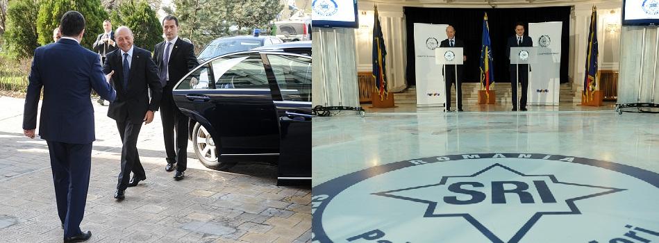 SRI stia ca Traian Basescu era seful mafiei?