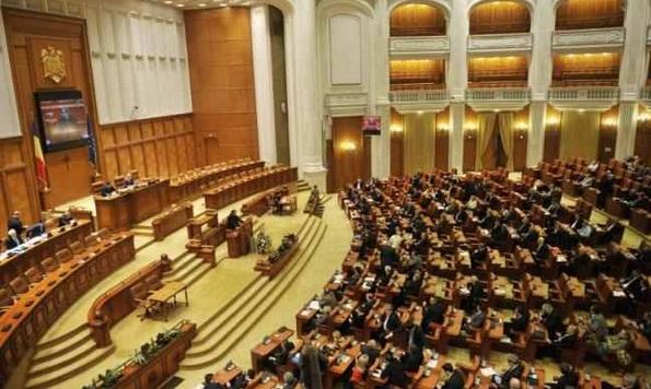 Motiunea de cenzura nu s-a mai votat din lipsa de cvorum, unii parlamentari din PSD s-au imbolnavit inainte de vot