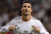 Ronaldo a castigat Balonul de Aur pentru a patra oara in cariera