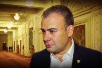 Darius Valcov, audiat la DNA. Fostul ministru al Finantelor se afla in arest la domiciliu