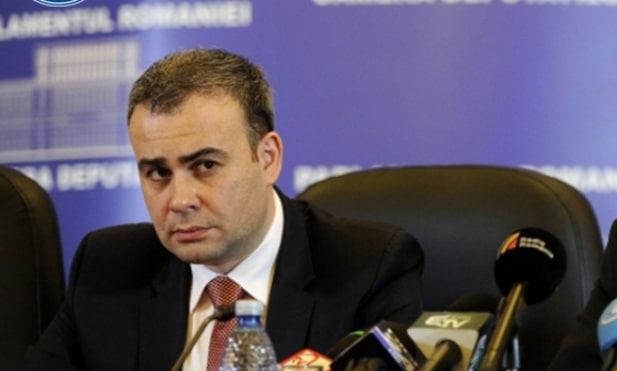 Cererea DNA privind arestarea lui Darius Valcov a ajuns la Senat, urmeaza raportul Comisiei juridice