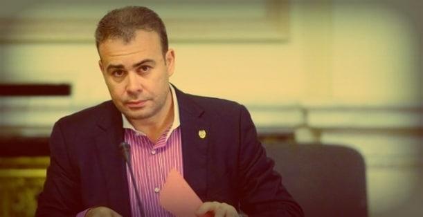 Cererea de arestare a lui Darius Valcov a ajuns la Senat